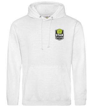 Suffolk tennis Academy - Adult Hoodie - White